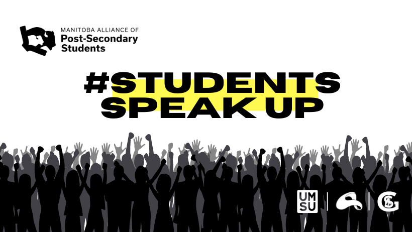 Post-Secondary Students Challenge Government Policies