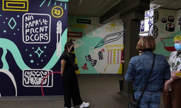 Artspace Gets Facelift